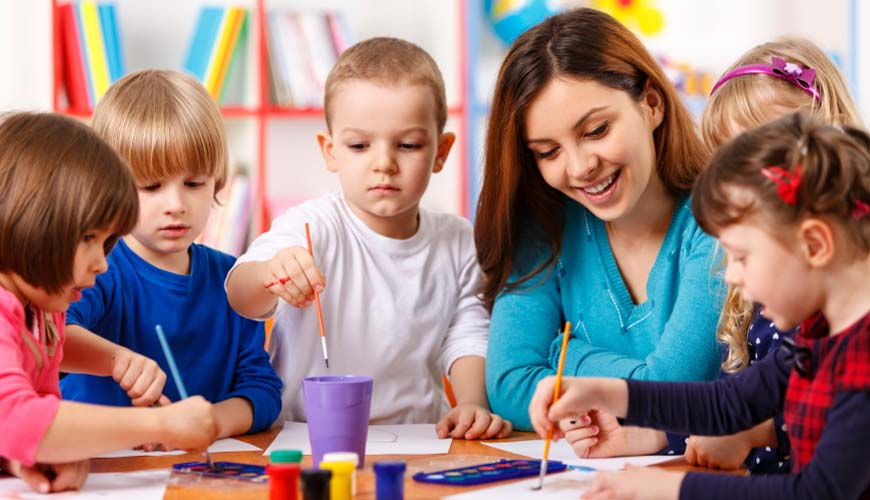 Bachelor of Arts in Early Childhood Studies