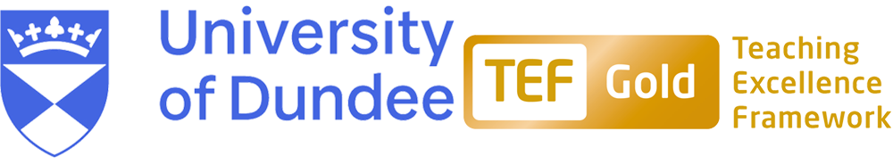 University of Dundee -TEF Gold