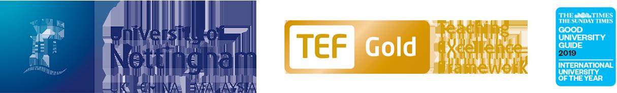 The University of Nottingham TEF Gold