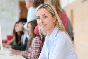 Teacher Test: Teacher training