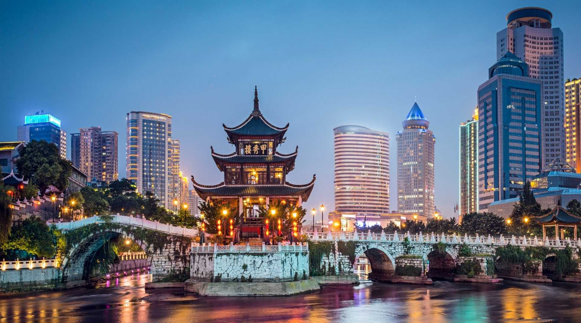 Degree Courses in China, Beijing and Shanghai